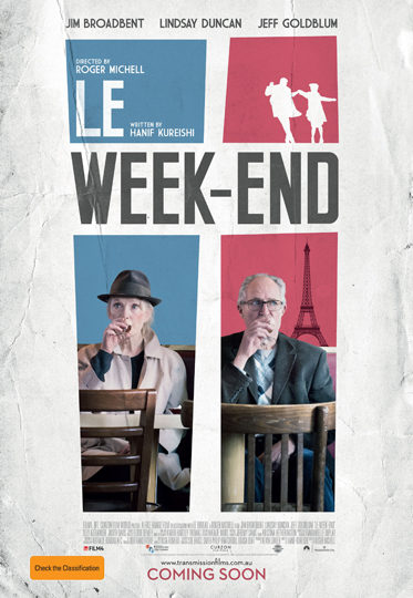 Image courtesy of Le Weekend