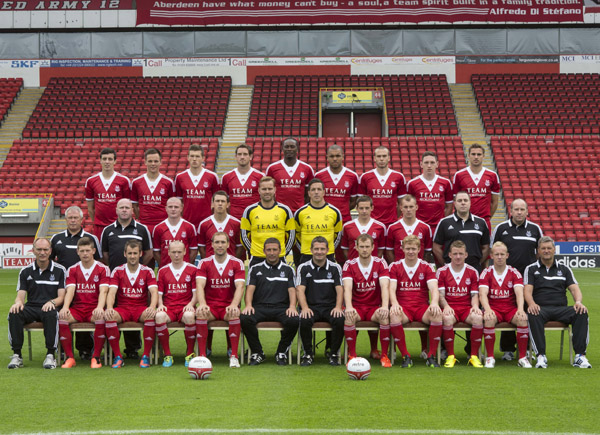 Image courtesy of Aberdeen Football Club