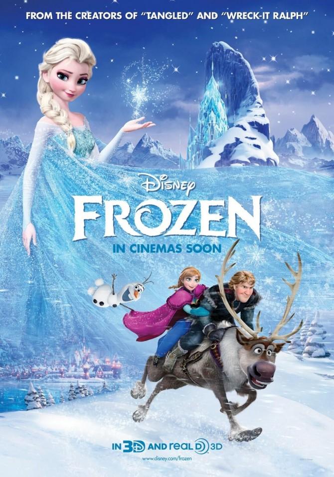 Image courtesy of Frozen