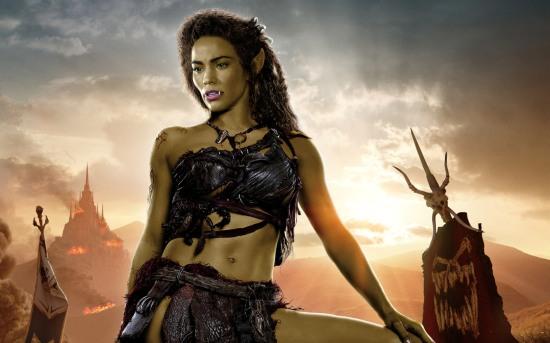 garona_the_survivor_warcraft_the_beginning_poster-wide