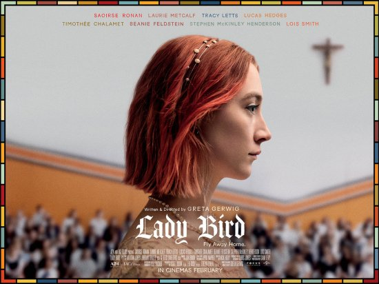 Image result for lady bird poster